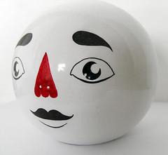 """selfportrait"" (remed_art) Tags: art ceramic cramique volume remed"