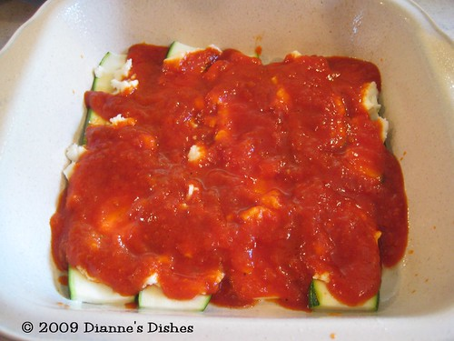 "Vegetable ""Lasagna"": Ready for Vegetables"