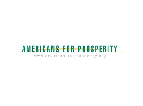 Americans for Prosperity Logo by michaelarcand