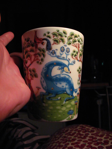 pocket - Satumetsä cup