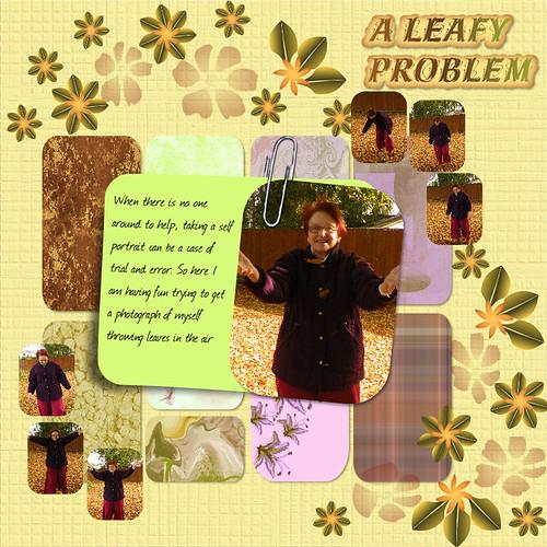 A leafy problem