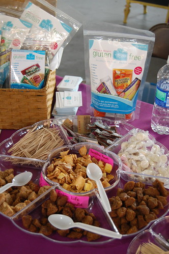 Gluten-Free to Go samples