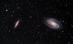 M81 (NGC 3031) and M82 (NGC 3034) galaxies (Terry Hancock www.downunderobservatory.com) Tags: camera sky mountain night canon wow stars spiral photography pier backyard mark space shed cigar images astro observatory telescope galaxy ii astrophotography terry astronomy imaging hancock ccd universe instruments amateur cosmos deepspace celestron xsi tmb osc astronomer teleskop astronomie byo m82 m81 refractor deepsky bodes 450d astrofotografie mi250 astrophotographer Astrometrydotnet:status=solved Astrometrydotnet:version=14400 130ssf7 Astrometrydotnet:id=alpha20101036951953