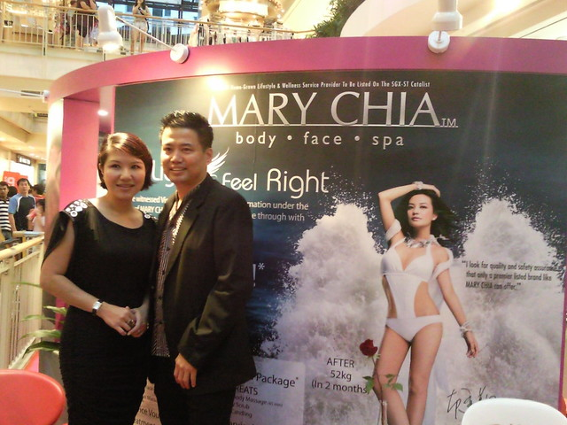 Mary Chia 28th Anniversary @ Jurong Point