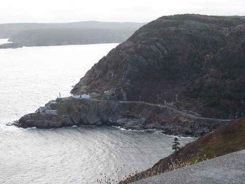 Leading into St. John's Harbour