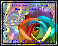 Award for FLOWERS 4 YOU by Carla