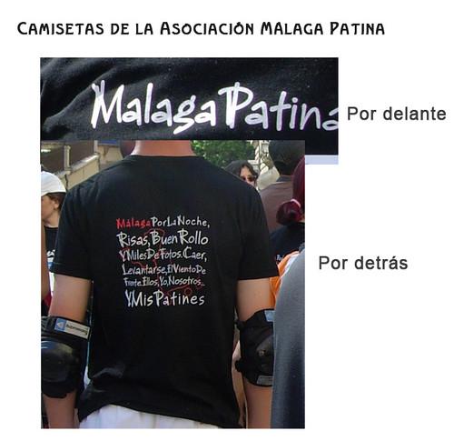 CamisetasMalagaPatina