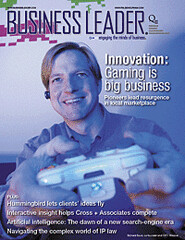 Business Leader Cover