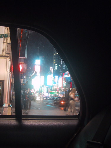 Times Square, 11PM