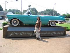 Spazz and Elvismobile
