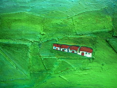 Irish cottages (sare_booo72) Tags: irish art board oilpainting cottages canvaspieces