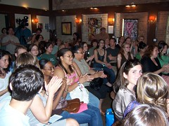 "Planned Parenthood ""Let's Talk About Sex"" Book Event: The Enthusiastic Crowd"