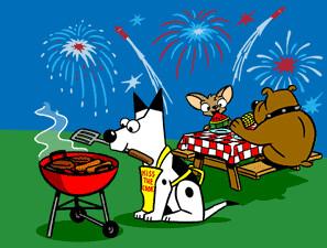 Dogpile July 4th