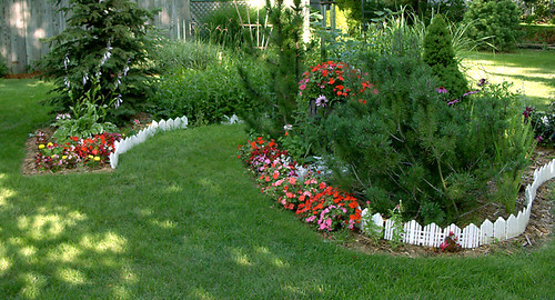 Garden Path by Donna Cazadd, on Flickr