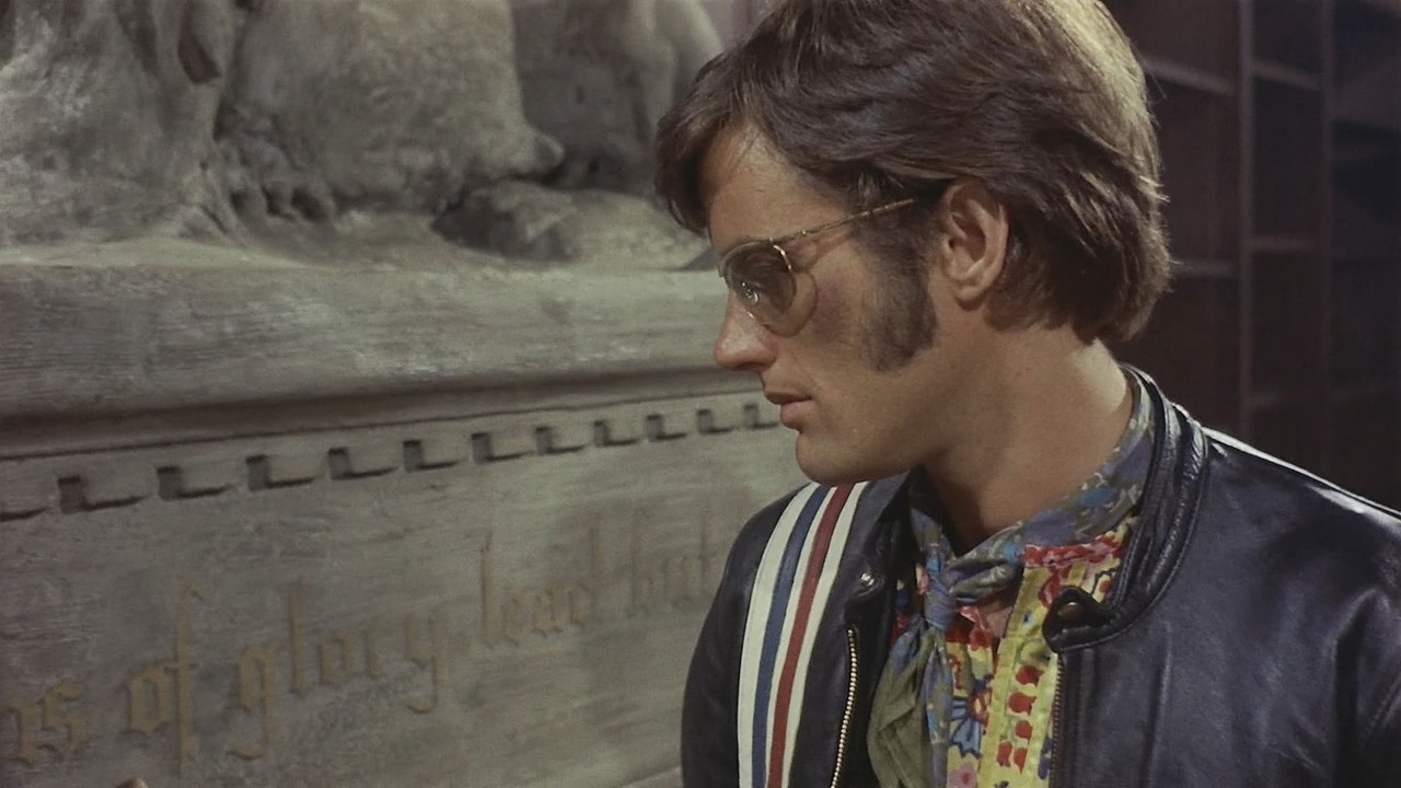 ��������� ����� / Easy Rider (������ ������ / Dennis Hopper) [1969 �]