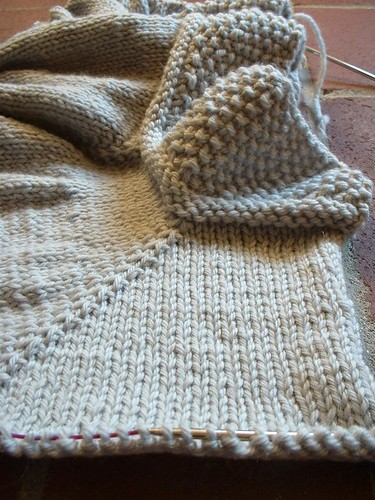 Fem Puff Sleeved Cardigan Start
