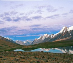 Karomber Lake, Pakistan (Kaafoor) Tags: trip travel blue pakistan summer lake beauty north visit best valley pakistani adeel iloveit naturesfinest northernarea karambar theworldsbest greaan karombar karomber p1f1 ilovetraveling ihavebeentothisplace height4272m approxlength39km width2km averagedepth52m latituden36deg530326 longitudee73deg424403 korambar karambarlake