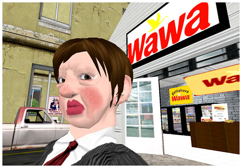 New Wawa Manager