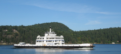 Mayne Queen, British Columbia