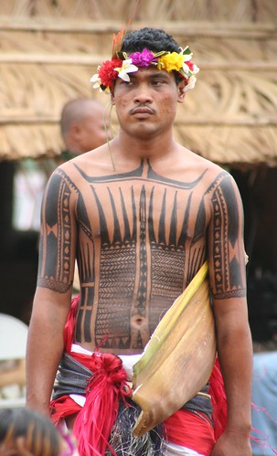 Yap Mens Tattoo | Flickr - Photo Sharing!