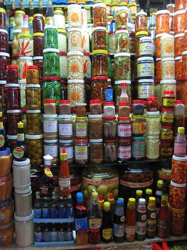 We have jars, lots of jars