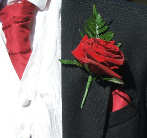 1390893669 34bbf8f882 Baú de ideias: Casamento vermelho e branco