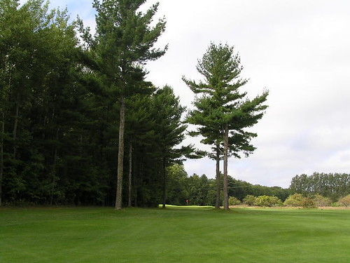 4th hole, Heathlands Golf Course, Onekama, Michigan