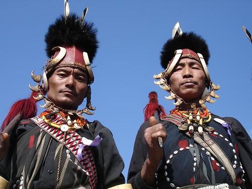 EgyptSearch Forums: O T : Naga: The Ethiopian Rulers of India