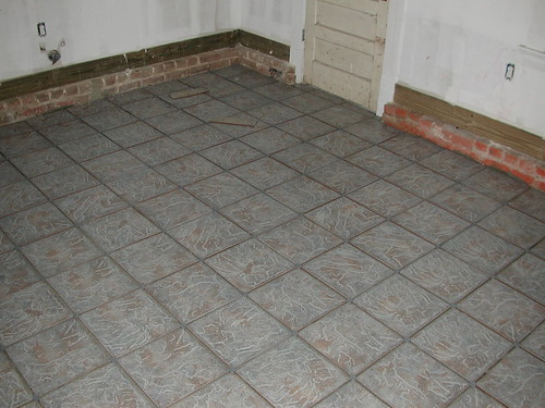 Tile in Place