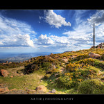 Mount Wellington, Hobart, Tasmania :: HDR