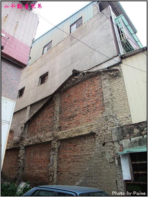 台中萬和路老街