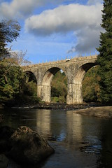Railway Viaduct At Avondale (Chris*Bolton) Tags: bridge ireland river landscape scenery viaduct avondale wicklow soe supershot rathdrum bej golddragon mywinners abigfave anawesomeshot ultimateshot citrit theperfectphotographer goldstaraward avonmoreriver