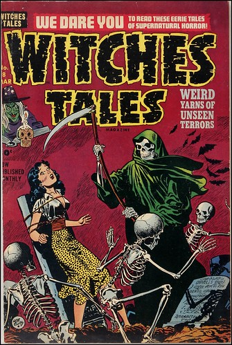 Witches Tales #8