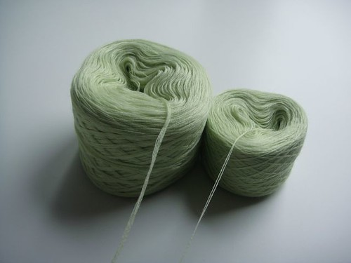 Melon Green Cashmere