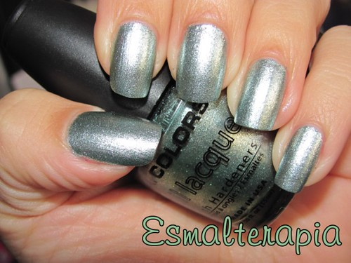 L.A.Colors_Metallic Green