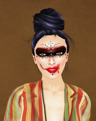 Tik Tok- Halloween Skin