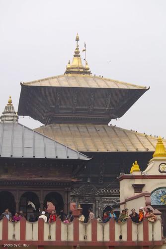 Pashupatinath/Arya Ghat火葬場