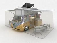 modern VW Westfalia picture 2
