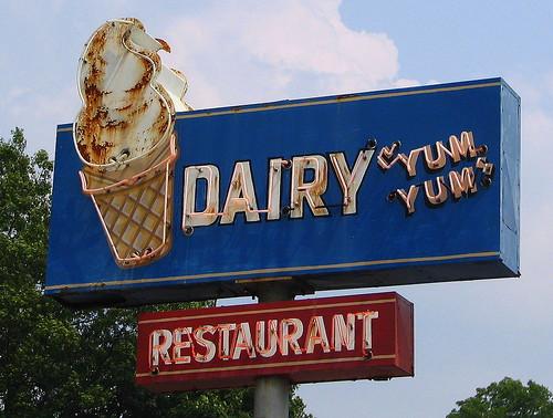 """Dairy """"Yum Yum"""" of Ripley, OH"""