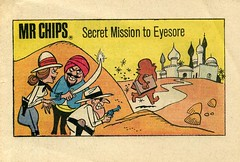 Mr Chips Secret Mission to Eyesore