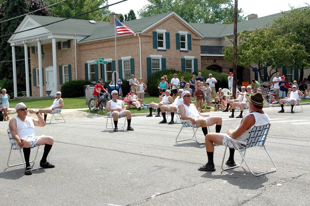 Lawn Chair Brigade