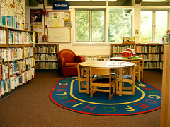 Davis Library Children's Room