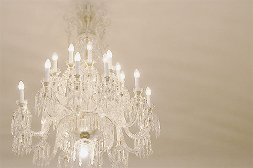 la pedrera: lamp