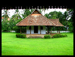 Palace-Area (Midhun Manmadhan) Tags: india green kerala palace trivandrum