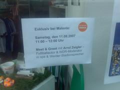 Arnd Zeigler zu Gast im Traum von Malente (Bochum)