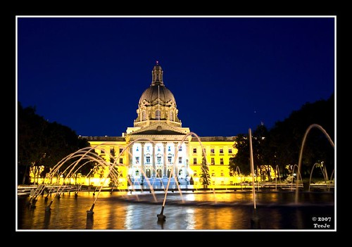 """Alberta Legislature Building"""