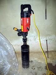Core Drill (ragordon65) Tags: core drill