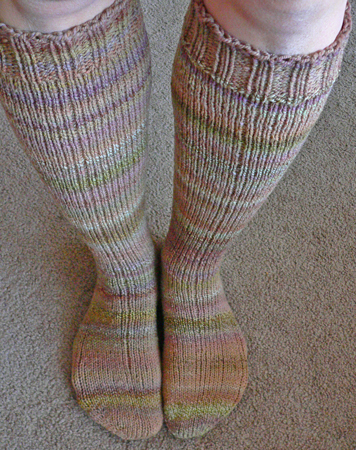Handspun Knee Highs 2