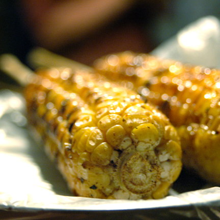 Yangshou Grilled Corn