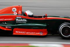 Hywel Lloyd Formula Renault (Matt_Daniels) Tags: barc motorsport brandshatch druids formularenault d40x